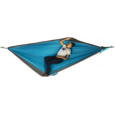 Большой гамак Ticket to the Moon King Size Hammock Aqua/Dark Grey