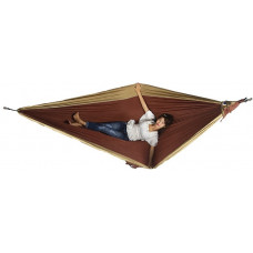 Большой гамак Ticket to the Moon King Size Hammock Chocolate/Brown