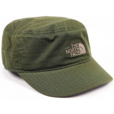 Кепка North Face Logo Military Hat Enggreen