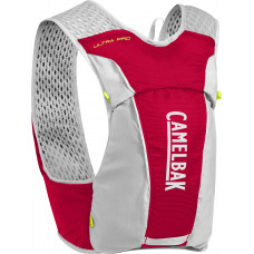 Рюкзак-жилет для бега Camelbak Ultra Pro Vest Crimson Red/Lime Punch
