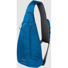 Рюкзак однолямочный Jack Wolfskin Delta Bag Air electric blue