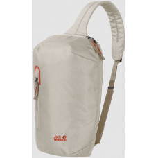 Рюкзак однолямочный Jack Wolfskin Maroubra Sling Bag dusty grey