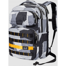 Рюкзак школьный Jack Wolfskin Trt School Pack grey geo block