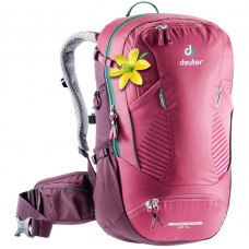 Велорюкзак Deuter Trans Alpine 28 SL Ruby/Blackberry