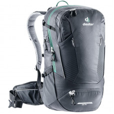 Велорюкзак Deuter Trans Alpine 32 EL Black