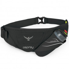 Поясная сумка с флягой Osprey Duro Solo Belt Electric Black