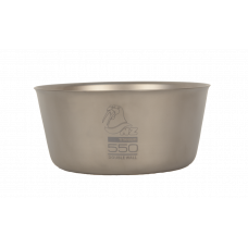 Термопиала Ti Double Wall Bowl 550 ml
